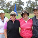Elenor Davies (Glenelg) Jan Threadgold (The Vines), Karen Rama (Willlunga), Josephine Hodge (Glenelg)