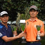 Winners Kumar Mp and Hyeon Min Cho