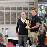 Lord Mayor Trophy Winner Patric Kroschel
