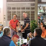 Phil and Adam Scott Trophy Winners Kaya and Claudio Sequeira