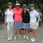 Janet McPhail (Tanunda), Tricia Davies (RAGC), Carolyn Coleman, Se Young Jung
