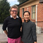 Ladies Championships Club Champion Semi Finalists Sarah Russell and Se Young Jung